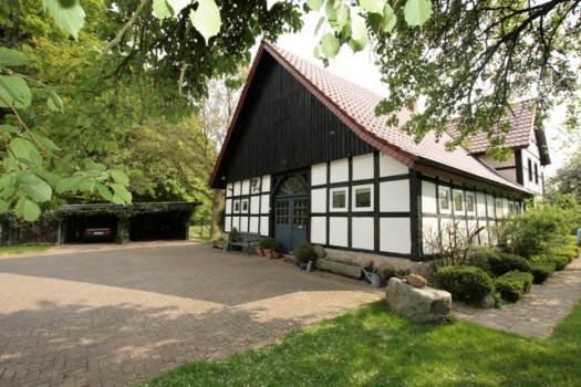 Unser Fachwerkhaus anno 1840